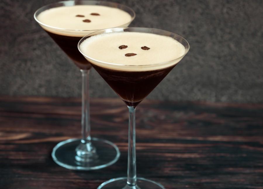 Bedste opskrift på Espresso Martini cocktail