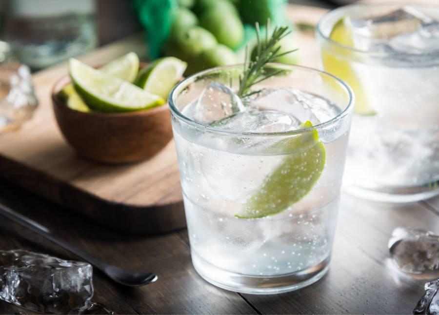 Lækker opskrift på gin og tonic med strejf af lime